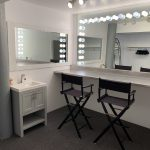 Dressing Room. Available with Studio A Rental