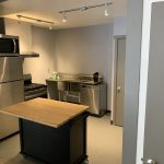 Full Kitchen. Available with Studio A Rental